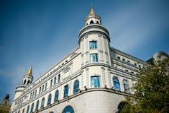 Saint Sophia Cathedral in Harbin. Sophia church square, Harbin, China, sacred religion stock images