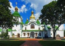Saint Sophia Cathedral in Kiev. Ukraine Stock Image