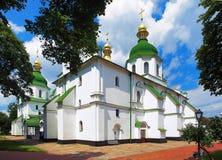 Saint Sophia Cathedral in Kiev. Ukraine Royalty Free Stock Images