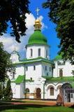Saint Sophia Cathedral in Kiev. Ukraine Stock Images