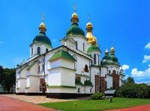 Saint Sophia Cathedral in Kiev. Ukraine Royalty Free Stock Photo