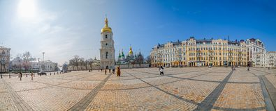 Saint Sophia Cathedral Stock Images