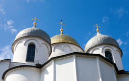 Saint Sophia cathedral Stock Image