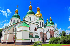 Saint Sophia Cathedral in Kyiv Royalty Free Stock Photos