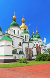 Saint Sophia Cathedral in Kyiv Royalty Free Stock Photography