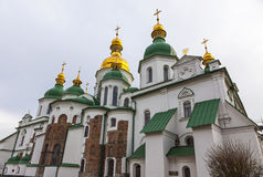 Saint Sophia Cathedral in Kyiv, Ukraine Stock Image