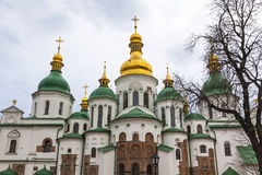 Saint Sophia Cathedral in Kyiv, Ukraine Royalty Free Stock Images
