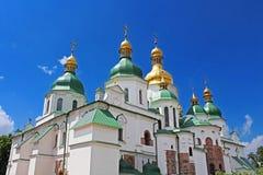 Saint Sophia Cathedral in Kyiv, Ukraine. Europe Royalty Free Stock Photo
