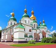 Saint Sophia Cathedral in Kyiv, Ukraine. Famous Saint Sophia Cathedral in Kyiv, Ukraine Royalty Free Stock Photos