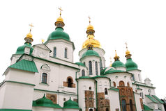 Saint Sophia Cathedral, Kyiv, Ukraine Stock Photos
