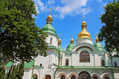 Saint Sophia Cathedral in Kyiv, Ukraine Royalty Free Stock Photo