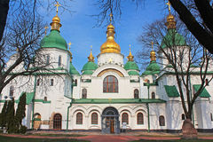 Saint Sophia Cathedral in Kyiv, Ukraine Stock Photography