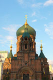 Saint-Sophia Cathedral Royalty Free Stock Photos