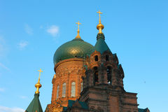 Saint-Sophia Cathedral Royalty Free Stock Photography