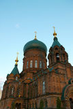 Saint-Sophia Cathedral Stock Photos