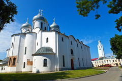 Saint Sophia cathedral, Russia Royalty Free Stock Photography
