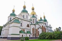 Saint Sophia Cathedral. St. Sophia Cathedral in Kiev, Ukraine Stock Photo