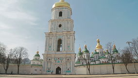 Saint Sophia Cathedral stock video