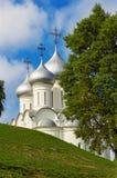 Saint sophia cathedral in vologda Stock Photo