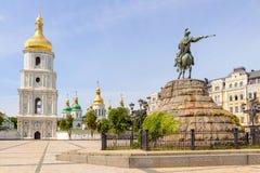 Saint Sophia Church in Kiev Royalty Free Stock Image