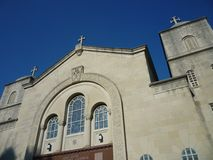 Saint Sophia Greek Orthodox Church. Photo of saint sophia greek orthodox church in washington D.C Stock Photos
