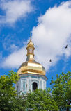 Saint Sophia's Cathedral Bell Tower Stock Photo