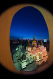Saint Sophia& x27;s Cathedral  top view Royalty Free Stock Photos