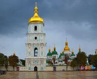 Saint Sophias Cathedral, Kiev Ukraine Stock Images