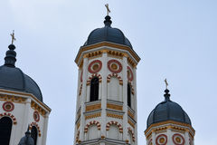 Saint Spyridon a igreja nova Fotografia de Stock Royalty Free