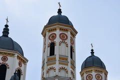 Saint Spyridon la nouvelle église Photographie stock libre de droits