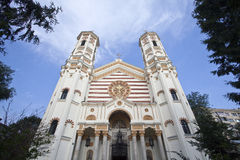 Saint Spyridon the New Church Stock Photo