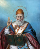 Saint Spyridon Stock Image
