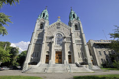 Saint-Stanislas-de-Kostka royalty free stock photo