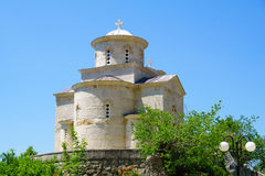 Saint Stanko church, in the Ostrog Monastery Royalty Free Stock Image