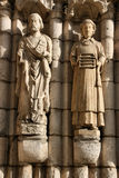 Saint statues Stock Photos