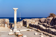 Saint Stefanos Kos Royalty Free Stock Photo