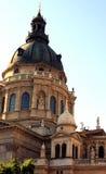 Saint Stephane Basilica Budapest. Saint Stephane Basilica in Budapest in Hungary Royalty Free Stock Images