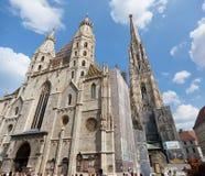 Saint Stephane's cathedral Stock Photos