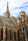 Saint Stephen�s Cathedral Stock Photos