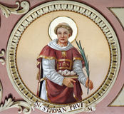 Saint Stephen imagem de stock