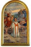 Saint Stephen foto de stock royalty free