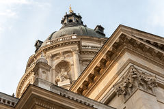 Saint Stephen cathedral exterior Stock Photography