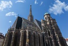 Saint Stephen Cathedral Vienna Fotografia de Stock