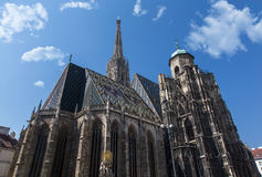Saint Stephen Cathedral Vienna Stock Photography