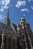 Saint Stephen Cathedral Vienna Royalty Free Stock Photo
