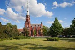 Saint Stephen Church in Torun Royalty Free Stock Images