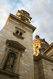 The Saint Stephen's Basilica Stock Photos