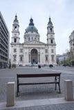 Saint Stephen's Basilica Budapest Royalty Free Stock Photography