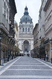 Saint Stephen's Basilica Budapest Royalty Free Stock Photography