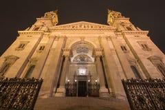Saint Stephen's Basilica, Budapest, Hungary Royalty Free Stock Image